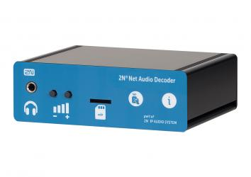 2N Net Audio Decoder Lite - IP predzosilňovač