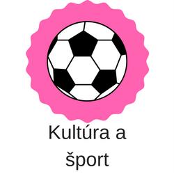 kultúra a šport