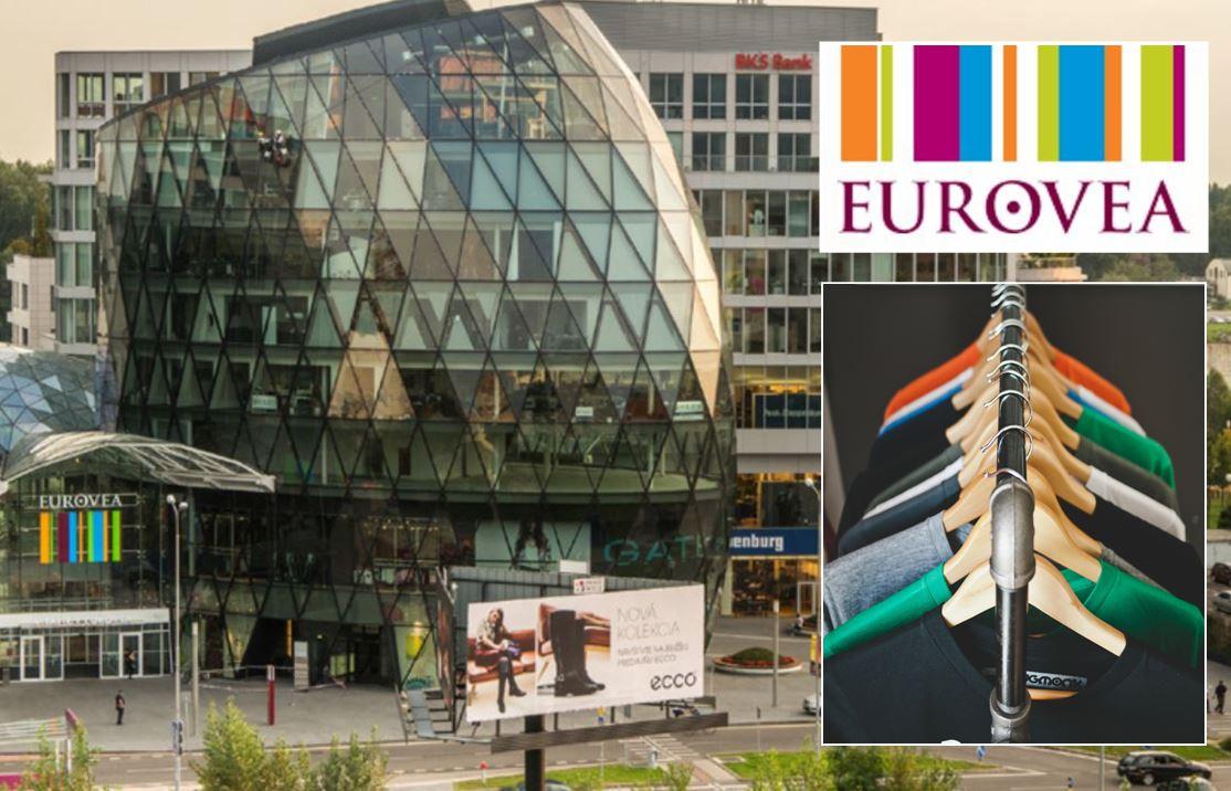 nákupné centrum Eurovea