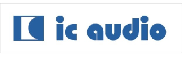 ic audio logo v ramceku