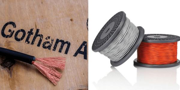 Kvalitný audio medený kábel - na kábloch netreba šetriť