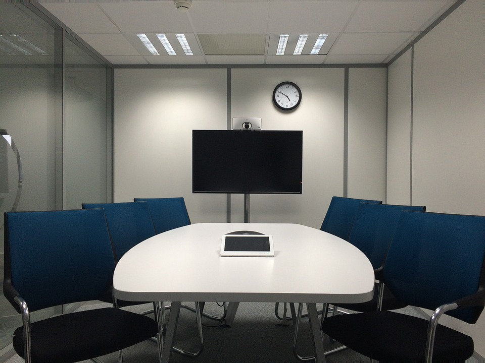 malá prezentačná miestnosť
