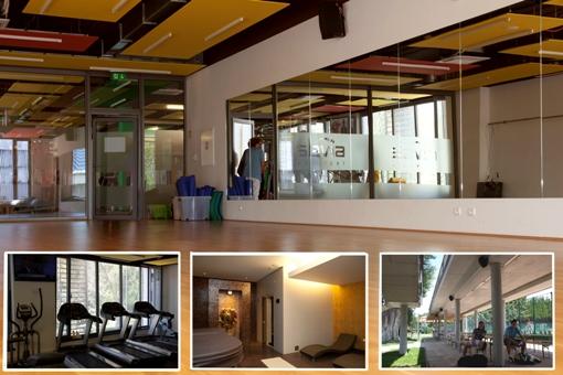 Fitness centrum Slávia Agrofert