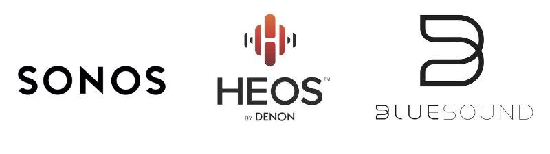 Sonos, Heos, Bluesound sú tri najznámejšie a veľmi spoľahlivé značky streamovacích prehrávačov